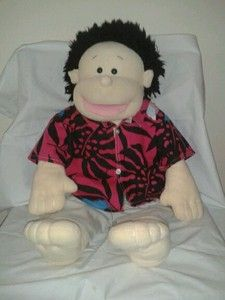 """Rigadoon """"Miami Mike"""" Doll ▶▶▶ Toys from the 80's"""
