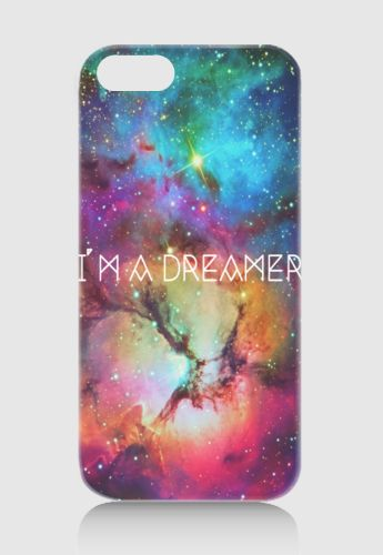 I' m A Dreamer by Belel Shop. iPhone case with unique pattern, and typography print at front, this cool case also available for iPhone 4/4S, 5/5S, 5C, 6+, Redmi Xiaomi, Samsung Galaxy Note 2, 3, Samsung Galaxy Grand, Samsung Galaxy S3, S4, S5. http://www.zocko.com/z/JJ8hd