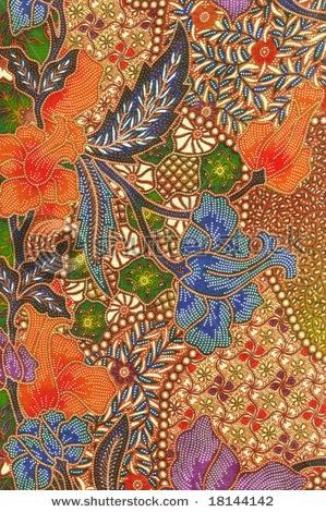 'Batik art'