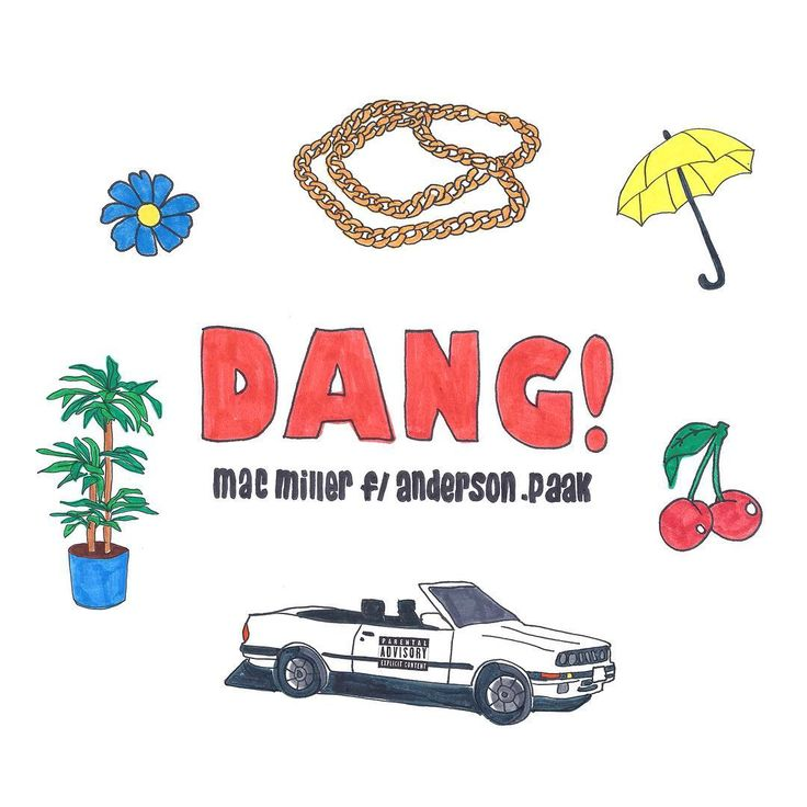 "After a brief hiatus, Mac Miller returns with his new single. He calls on Anderson .Paak for his new single titled ""Dang"". His new album 'The Divine Feminine' hits stores in September. Listen to the music on page 2."