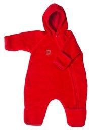 66° North soft en warm fleece babysuit