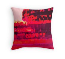 Worlds Within Worlds Throw Pillow