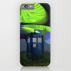 Tardis in the planet of alien iPhone 6s Slim Case