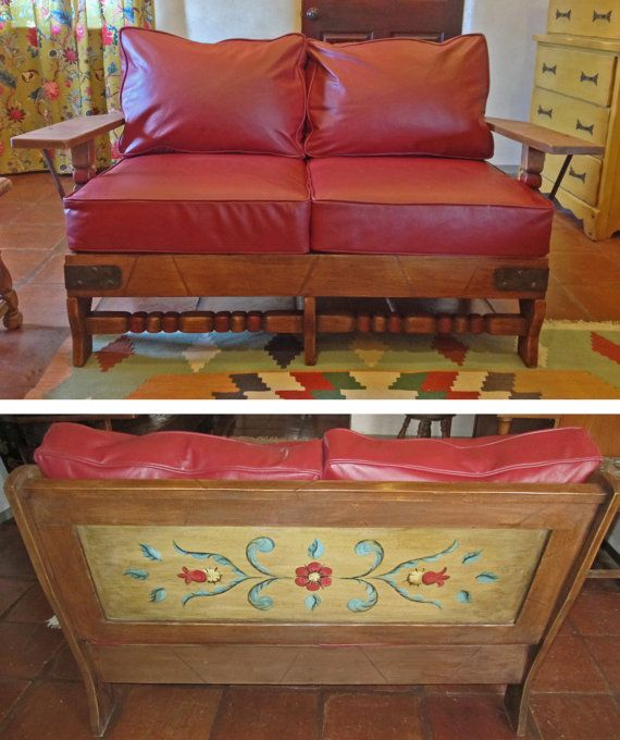Awesome This Monterey Style Loveseat Can Be Ordered And Ready To Ship In 6 Weeks.  This · Hacienda StyleFurniture ...