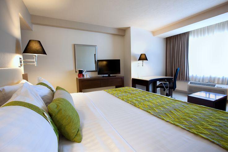 Habitación 1 cama Holiday Inn Puebla La Noria