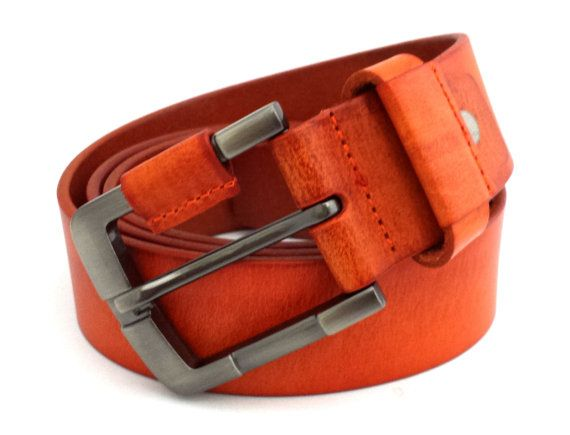 Check out this item in my Etsy shop https://www.etsy.com/uk/listing/215439897/mens-rawhide-veg-tan-leather-jeans-belts