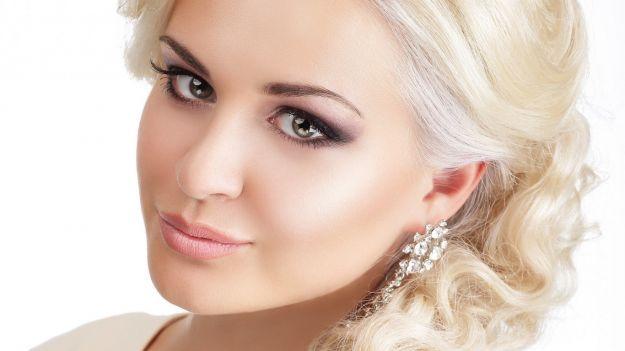 Свадебный макияж в розово-фиолетовой гамме ::: onelady.ru ::: #makeup #eyes #eyemakeup