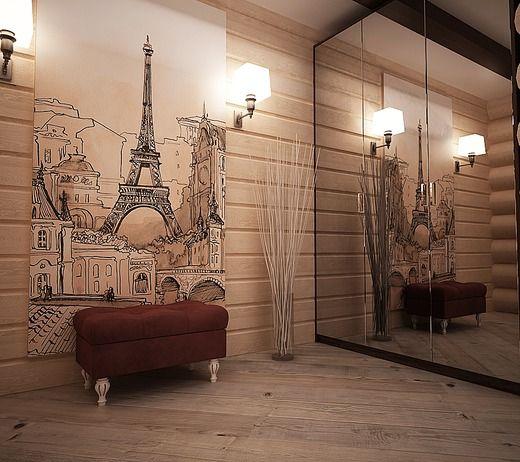 Дизайн гостевой спальни. Спальня
