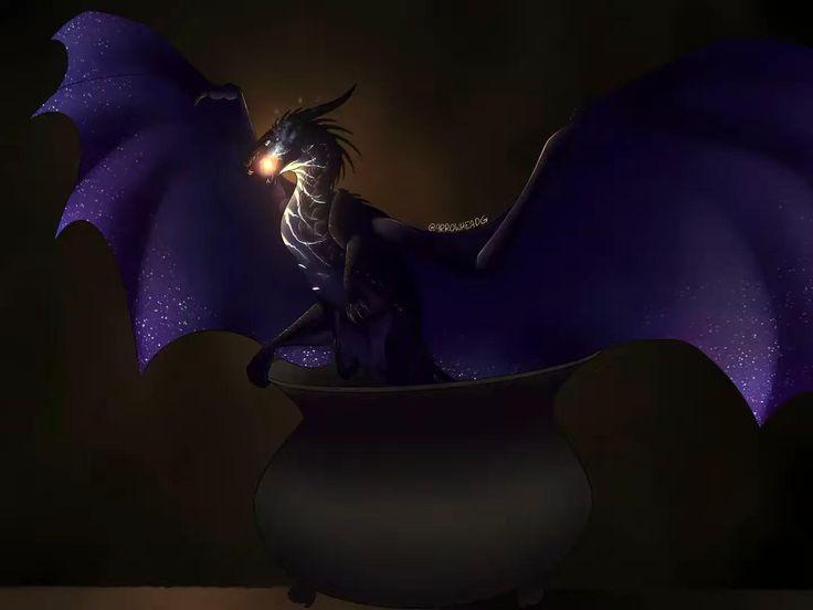 Battlewinner _ wings of fire speedpaint