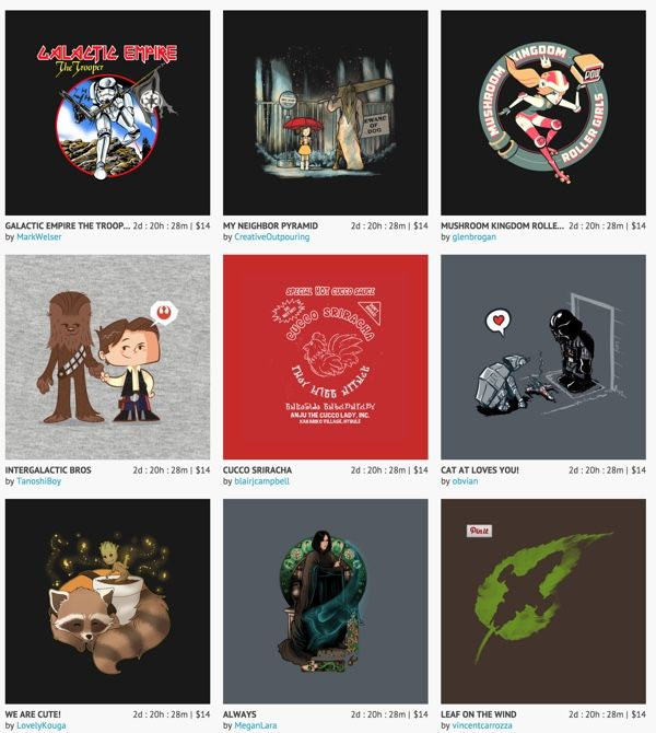 Load Up On $14 Nerdy Shirts For The Holidays! [Deals] (ends 11/14)
