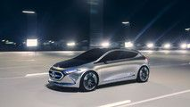 Mercedes-Benz EQ A Concept Puts 249-Mile EV In A Stylish Package :  All-electric and compact: The Concept EQA is Mercedes-Benz's first all-electric EQ concept vehicle in the compact segment.  Innovative light technology: When it comes to the lights Mercedes-Benz has opted for laser fibers. The spiral-shaped light signet underlines the electric concept its design evoking the copper windings of an electric motor and the animation visualizing electrical impulses.  Powerful electric drive: Two…