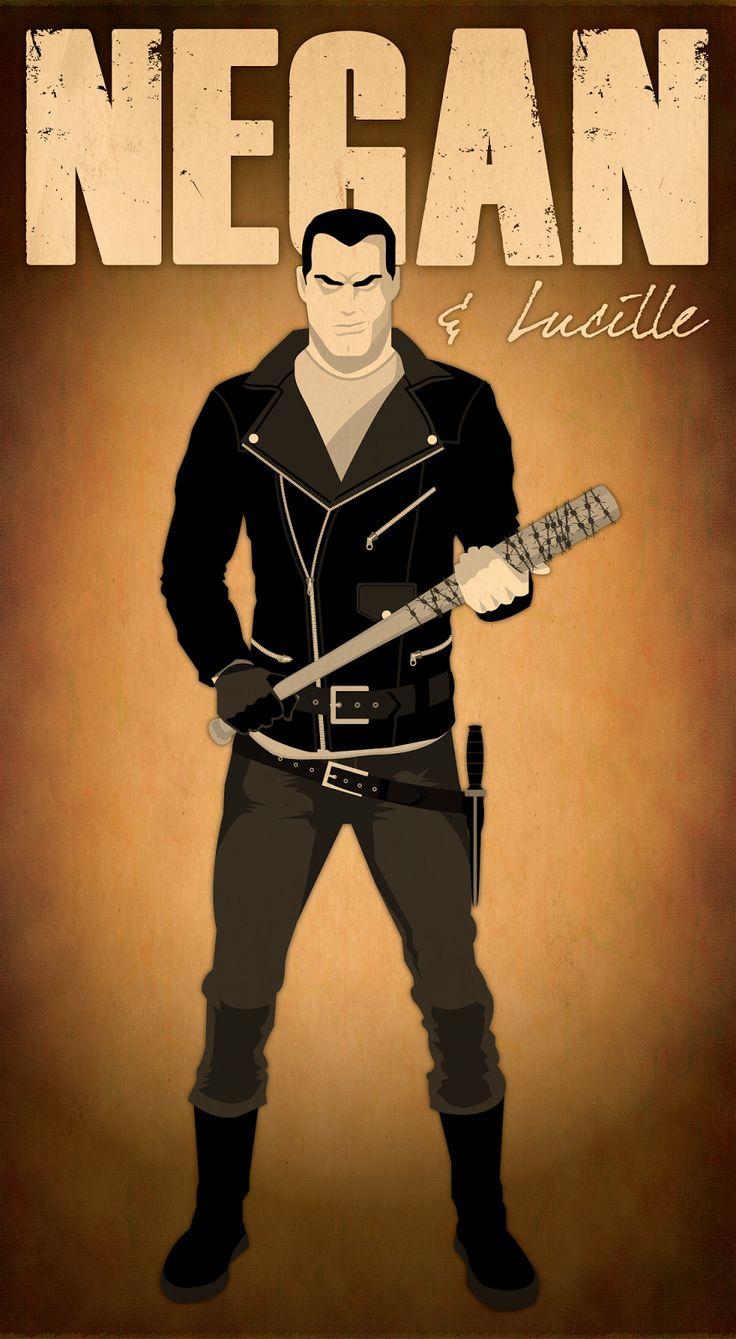 Negan & Lucille #TWD