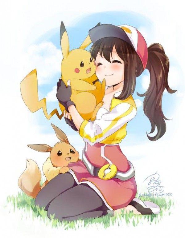 Pokemon Go Pikachu dessin fanart itsumoso