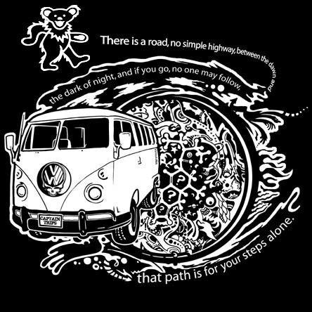 ➳➳➳☮American Hippie Music - Grateful Dead - Ripple lyrics. .. your path