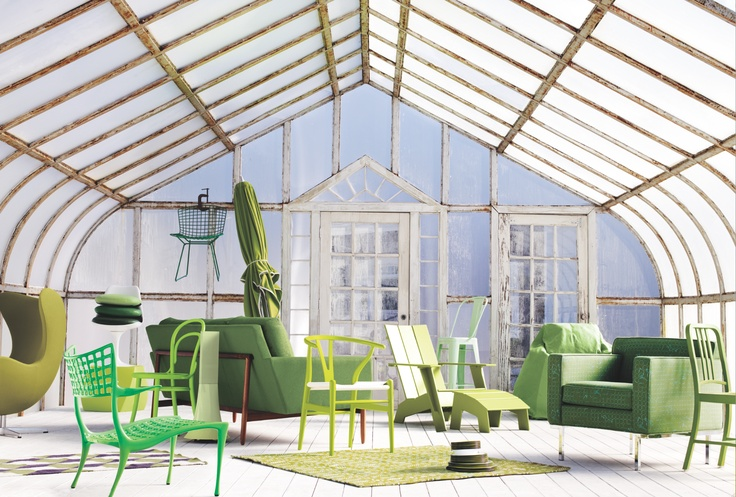 Green DWR Color Story