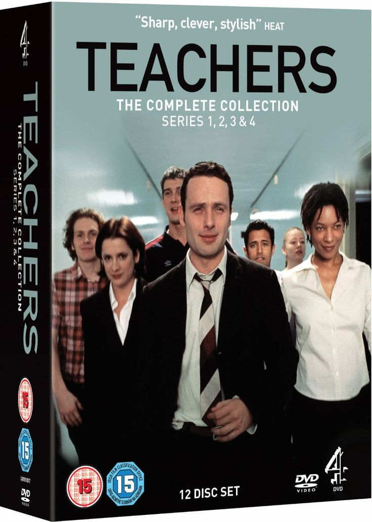 Teachers - Andrew Lincoln, Adrian Bower, Navin Chowdhry, Shaun ...