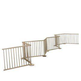 Aus der Kategorie Barrieren  gibt es, zum Preis von   Das grösste Absperrgitter am Markt mit 7 Elementen und einer Tür. Mit unserem GIGANT SUPER XXL schaffen Sie einen großen Spielbereich für Ihre Kinder oder schützen breite Flächen.