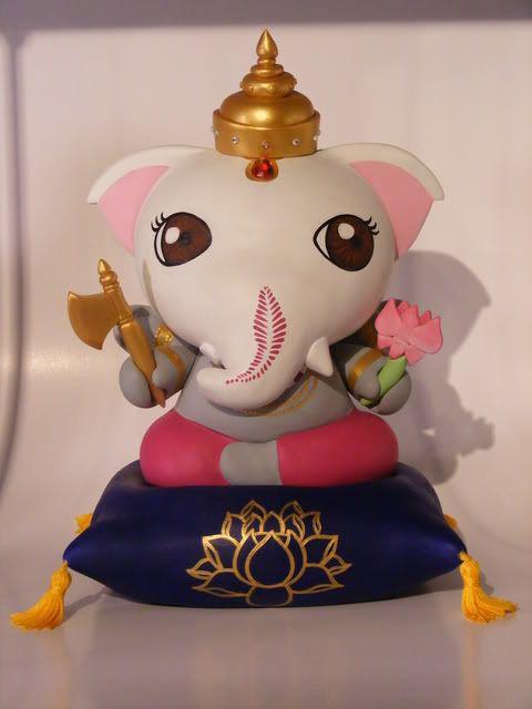 Ganesh custom Dunny - awesome!!!!!