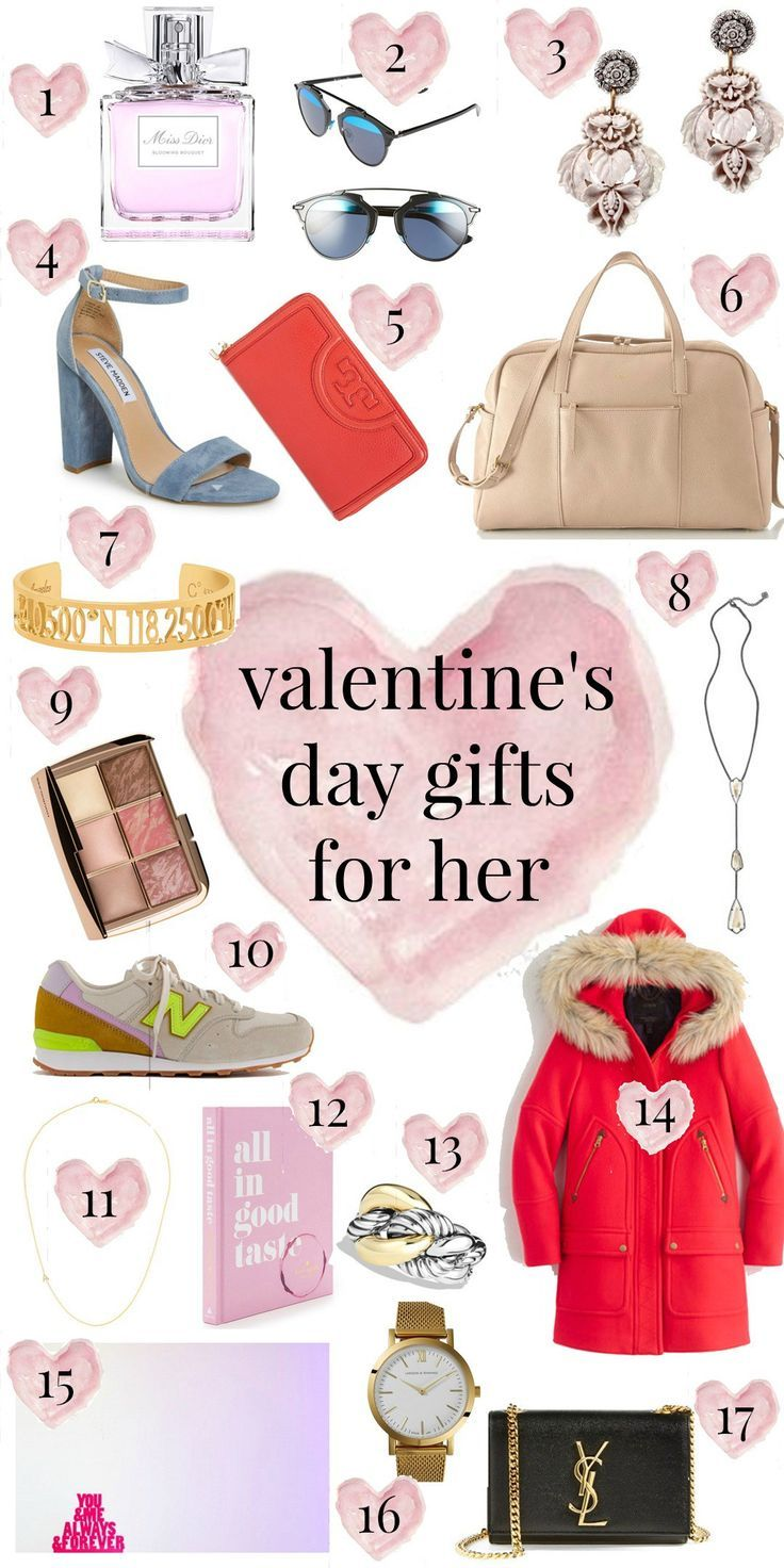 Valentine 39 s day gifts for her for Gifts for her valentines day