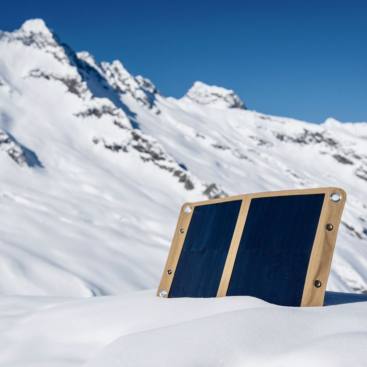 Chionophobia is the fear of snow – our Sun-models are clearly not chionophobic, in fact, they thrive in these conditions! #chionophobia