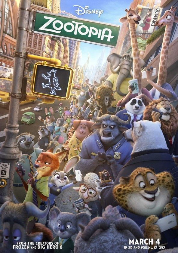 Is Netflix, Amazon, Hulu, Crackle, iTunes, etc. streaming Zootopia? Find out where to watch movies online now!
