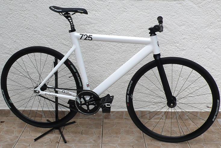 725 Leader Bike By Fixie Factory F I X I E B I K E S
