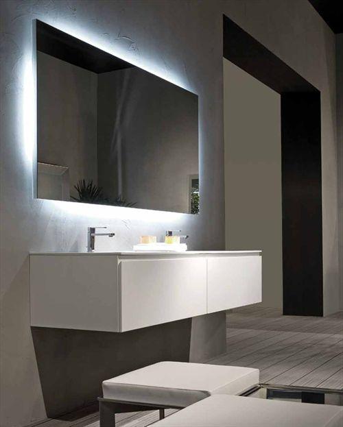 57 besten Badspiegel mit Beleuchtung Bilder auf Pinterest