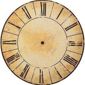 Еще часы / Декупаж / Картинки для декупажа