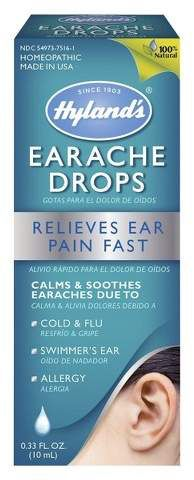 These natural ear drops work wonderfully! Keep these on hand each winter. #homeopathicdrops #homeopathicear #earache #ad