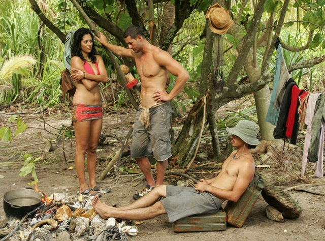 Survivor Cook Islands - the first and only times tribes were determined by race