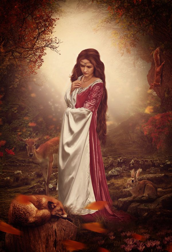 Mother Nature By Https Www Deviantart Com Charmedy On Deviantart Mother Nature Fantasy Artwork Nature