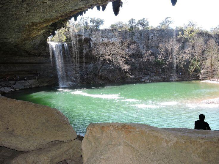 Hamilton Pool, Marble Falls, TX