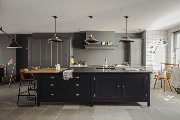 Plain English | Classical Bespoke Kitchen - Greenwich 1
