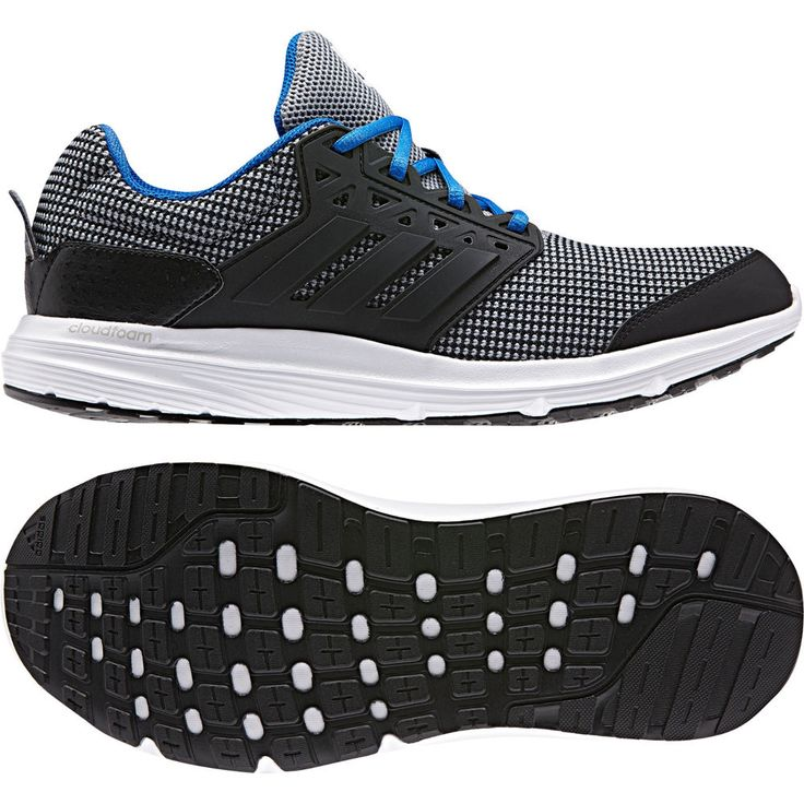 Adidas Men\u0027s Shoes Galaxy 3.1 Men Running Training BA7796 Cloudfoam New SS17