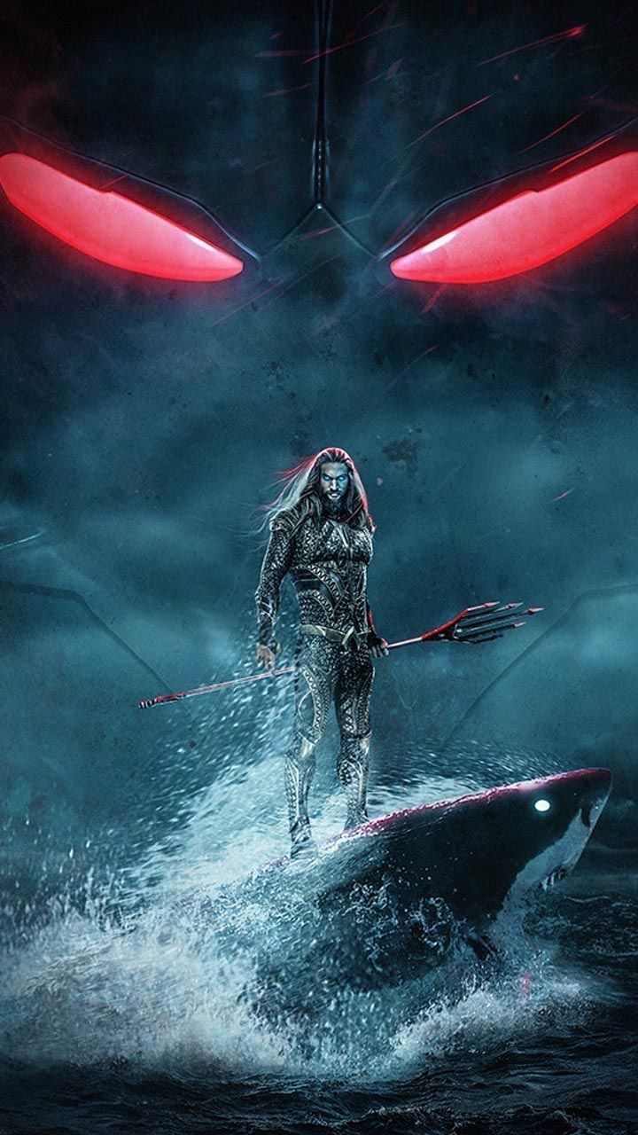 Film Review Aquaman Strange Harbors In 2021 Aquaman Marvel Dc Movies Scary Mermaid