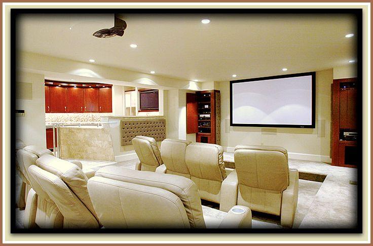 8 best images about cine en casa on pinterest theater - Sala de cine en casa ...