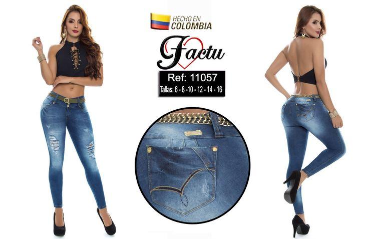 Pantalones de marca jeansPitbull #originales #originaldesing #levantacola #pushup #pantalones #desvanecido #conrotos #rotos #moda #jeans #pantalonajustado #nuevosestilos #fotos #vaqueros #todoslosdias #colorazul #hechoencolombia #colombianos #calidad #demoda