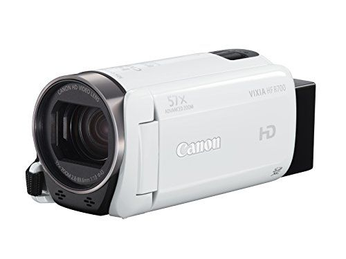 From creative video essays to fun family times and travel memories the Canon VIXIA HF R700 camcorder can be ideal for families new parents and anyone looking for great-quality results done simply. ...