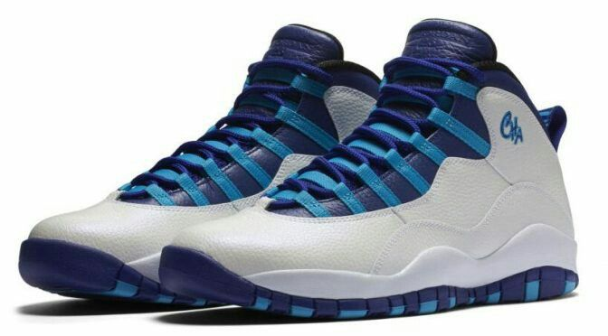 "Air Jordan (Retro) 10's ""Ice Blue"""