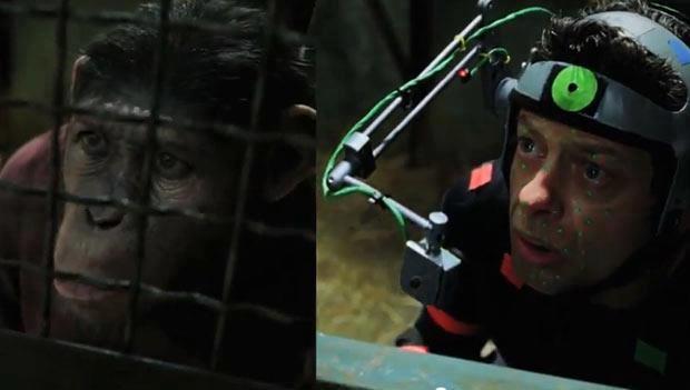 """Cómo se hizo """"El origen del planeta de los simios""""   http://www.sensacine.com/peliculas/pelicula-181716/   #SensaCine #JamesFranco"""