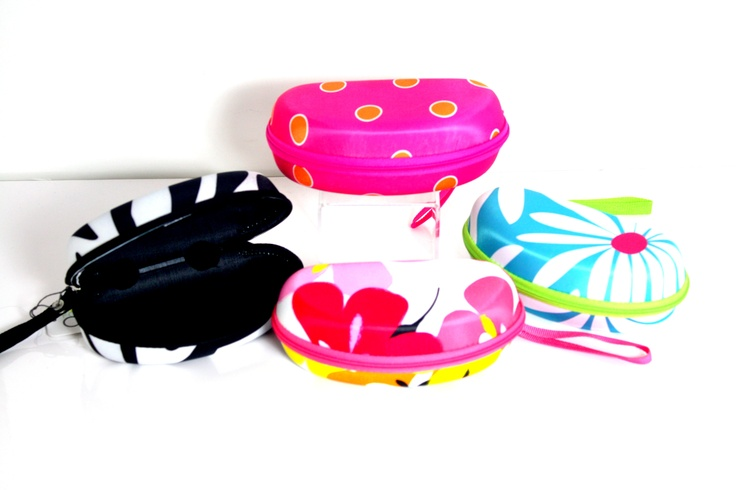 Sunglass cases! Perfect gift for the summer months