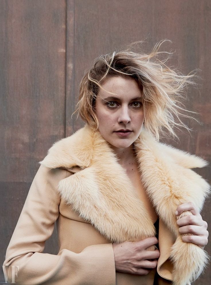 Greta Gerwig stars in Vanity Fair's 2017 Hollywood Issue