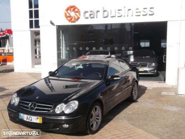 Mercedes-Benz CLK 220 CDI---NACIONAL---COMO NOVO--- preços usados