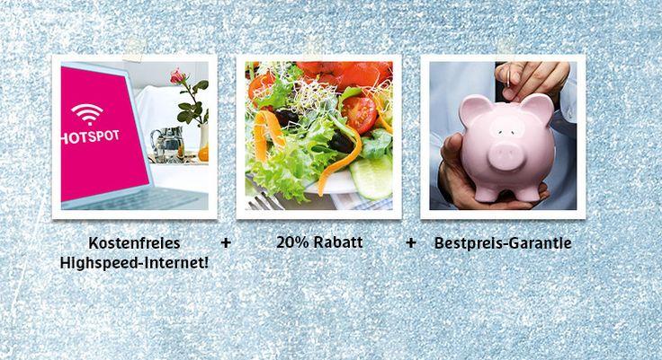 Exklusive Vorteile im H2 Hotel München Messe