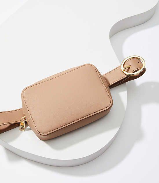 LOFT Zip Pouch Belt | Fashion in 2019 | Belt, Belt shop, Pouch