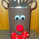 This page has a lot of tin,coffee can craft for kids,parents and teachers.