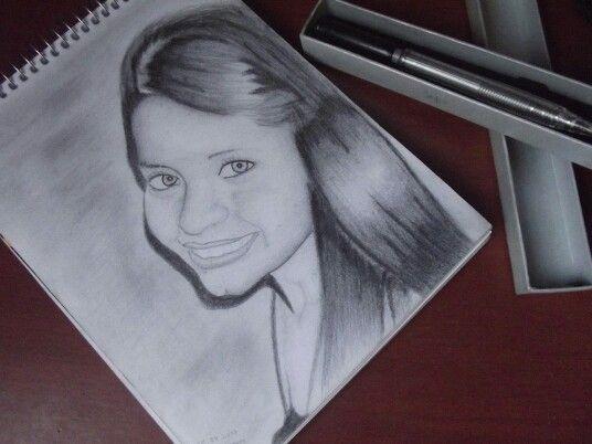 Su retrato mi love