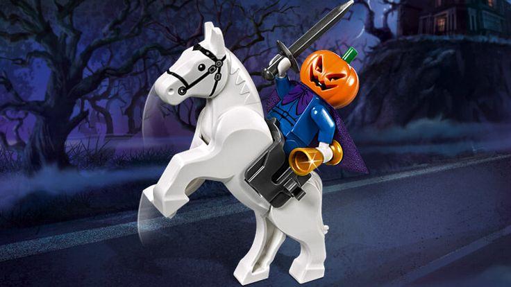 Playmobil,SCOOBY-DOO,HEADLESS HORSEMAN,SERIES #1 GHOST VILLIANS