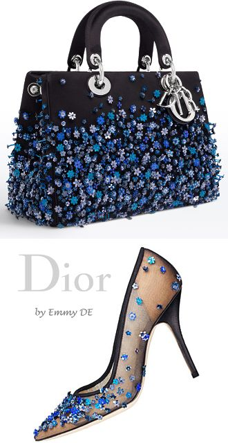 Emmy DE * Dior SS 2015  |  @  shoes 1