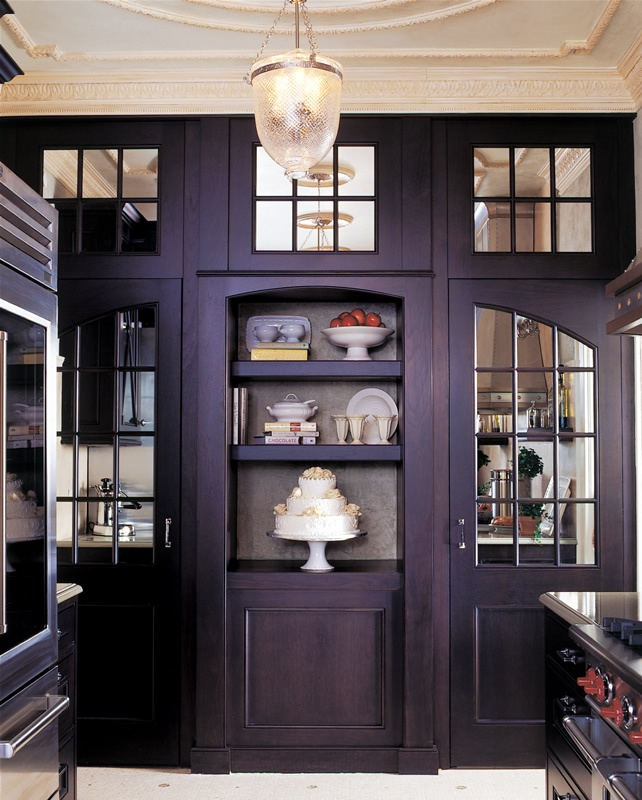 .: Architecture Kitchens, Ebony Exquisite
